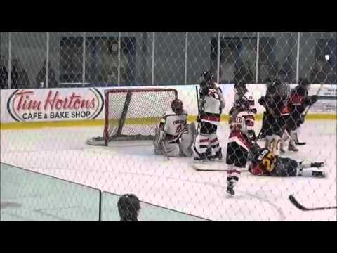 10-24-15 Chicago Fury U16's vs Barrie Sharks (JoFlo Video©)