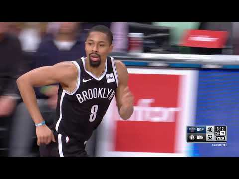 New Orleans Pelicans vs Brooklyn Nets | January 2, 2019
