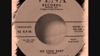 Marlon Madman Mitchell & The Rocketeers - Ice Cold Baby
