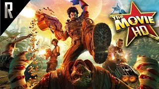 ► Bulletstorm - The Game Movie [Cinematic HD - Cutscenes & Dialogue]