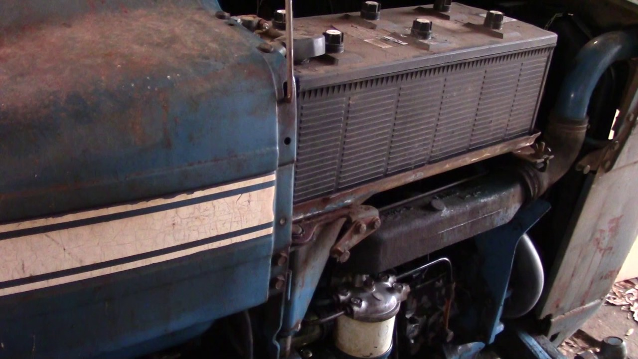 small resolution of ford 3000 diesel tractor part 4