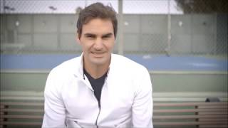 Roger Federer RF Legacy Ball Interview JAPAN