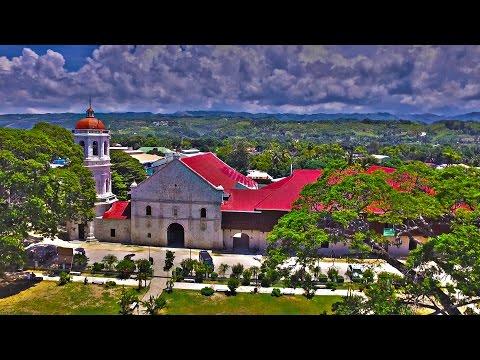 Aerial View Dalaguete Mantalongon Cebu 2016 Family Reunion Part II [DJI Phantom + Samsung S7 Edge]