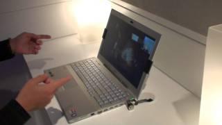 [IFA] Sony notebook s 3D displejem bez brýlí