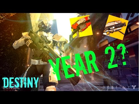 Destiny - Where is Year 2 Icebreaker & Gjallarhorn?!