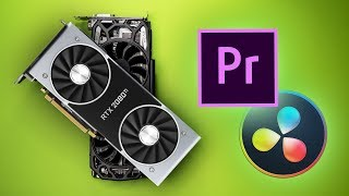 RTX 2080Ti & RTX 2080 Video Rendering Performance - A WASTE of Money?