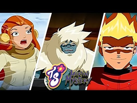 Totally Mystery Much? Totally Spies & Martin Mystery  Crossover Episode!