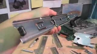 quick draw sleeve gun bfx build