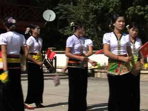 Múa Thái Tây Bắc 8