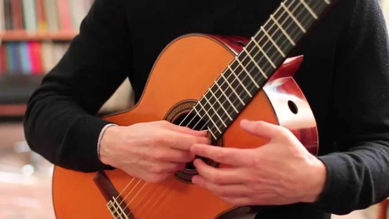 RH: I and M Alternation for Classical Guitar