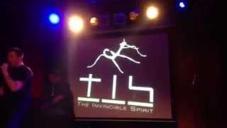 The Invincible Spirit~Floating/Live/Fabrik