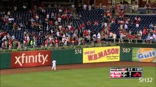 Ian Desmond - Washington Nationals Highlights HD