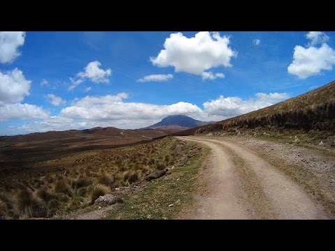Tulcan to Cotacachi - Trans Ecuador stage 1