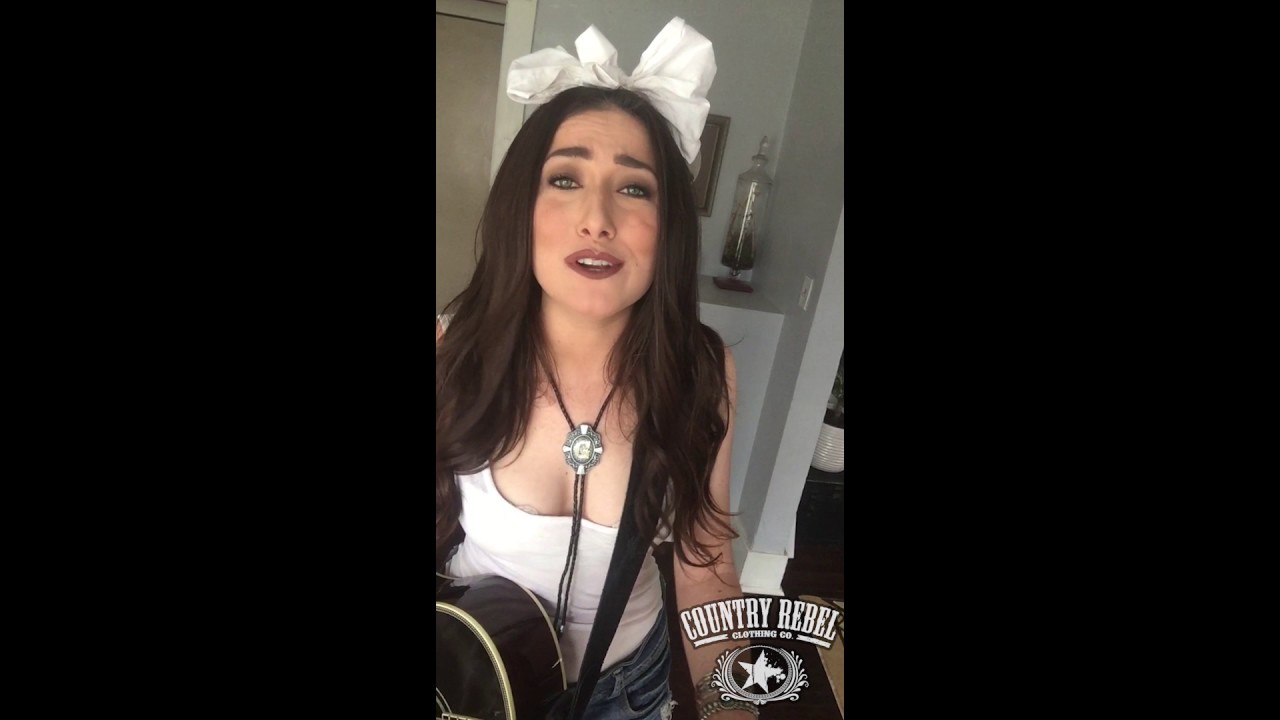 dolly parton jolene sheyna gee acoustic cover youtube