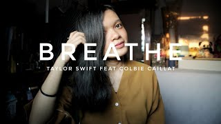 (guitar) Breathe - Taylor Swift ft Colbie Caillat // Hera Hutajulu