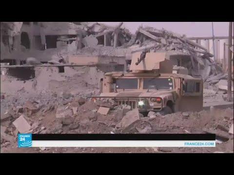 الخناق يضيق أكثر فأكثر على الجهاديين في سوريا  - نشر قبل 2 ساعة