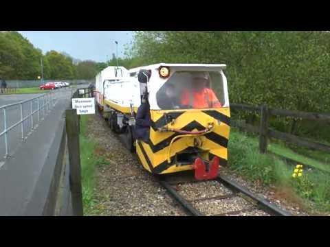 Narrow Gauge Railways Of Great Britain..National Coal Mining Railway.....May 2019