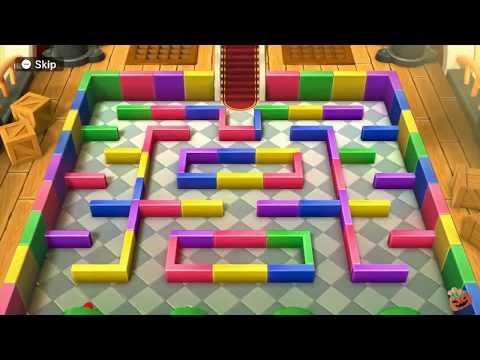 2019.10E.Wii Mario Party 10 MiniGames-Mario Vs L uigi Vs Rosalina Vs Donkey Kong