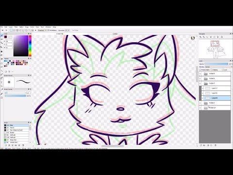 Crystal   Speed Animate (FireAlpaca)