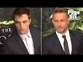 Charlie Hunnam was shamed by Robert Pattinson's manly beard | Page Six