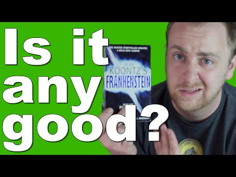 Dean Koontz's Frankenstein Book Review