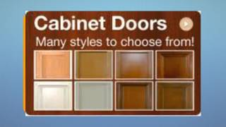 Alabama  Sliding Cabinet Doors |  Sliding Cabinet Doors In Alabama