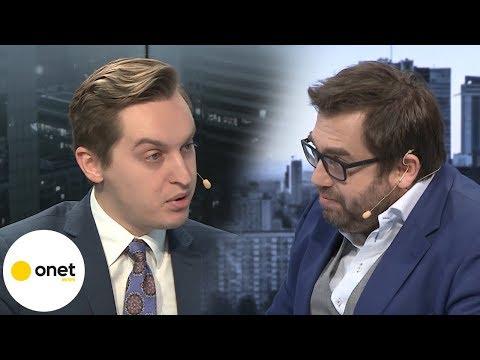 Kłótnia Węglarczyka z Sebastianem Kaletą ws. ustawy o IPN | Onet Opinie