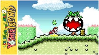 Yoshi Tribe, The - A Tale of Battles (Demo) (2009) | Super Mario World 2: Yoshi's Island Hack