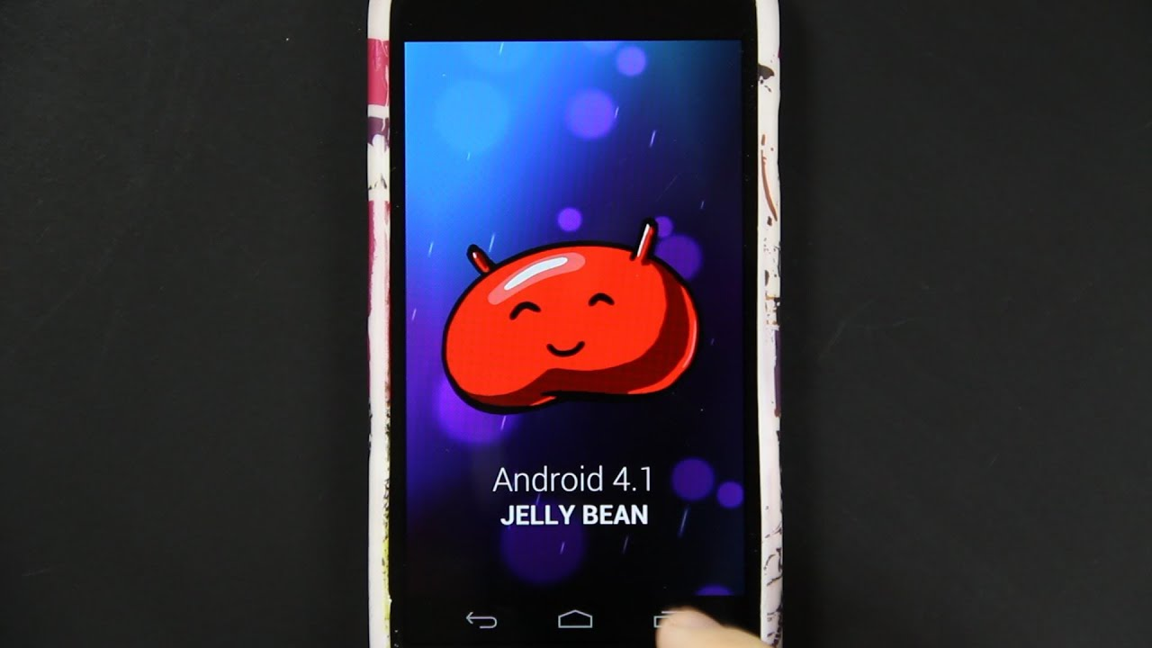 How To Install Android 4.1 Jelly Bean on the Galaxy Nexus ...
