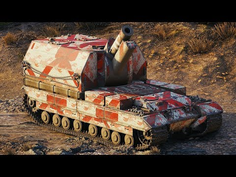 World of Tanks Conqueror Gun Carriage - 10,6K Damage thumbnail