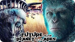 PLANET OF THE APES 4 Movie Preview | What to expect