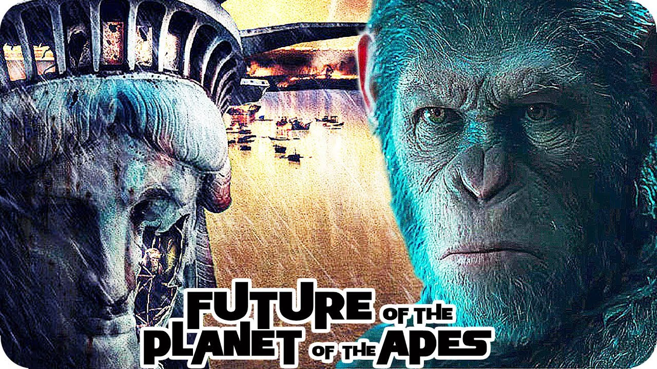 Download PLANET OF THE APES 4 Movie Preview | What to expect