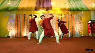Mukkala Mukabula | Holud Dance of Maruf & Mitu|K.Nasif Photography-2017