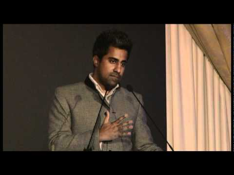 Speech by Anand Giridharadas on the occasion of the Special Edition of the Atlantic Dinners