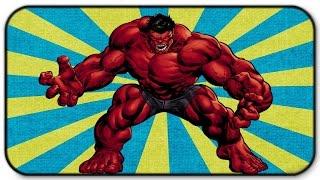 Roblox Super Hero Tycoon - Red Hulk Gameplay - Do You Even Lift, Bro