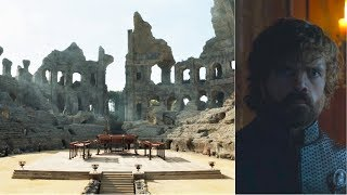 Spoilers: Game of Thrones Season Finale (New info about the Dragonpit and Tyrion´s fate)