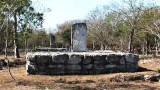 Zona Arqueológica de  Dzibilchaltún / 2011
