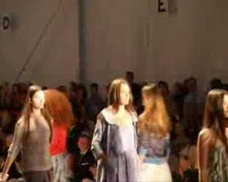 New York Fashion Week - Spring 2008 - Cynthia Steffe Runway
