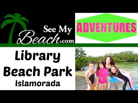 Exploring Library Beach Park with Margie, Corley, Layne and Maya.