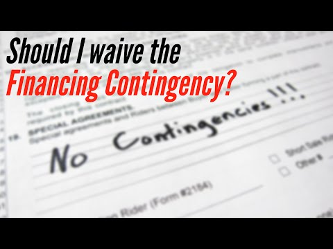Financing Contingency - Buyer Pro Tips