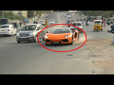 Most Practical Supercar? | Super Acceleration | Hyderabad India