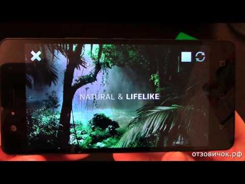 Видеобзор смартфона BQ Aquaris M5 16GB 3GB RAM Full video