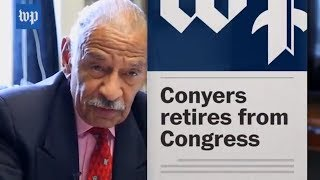 Conyers retires from Congress