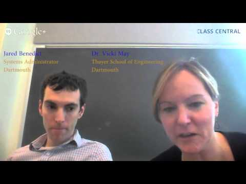 Dartmouth's Dr. Vicki May on Creativity in Engineering