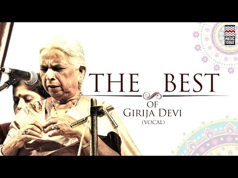 The Best Of Girija Devi | Audio Jukebox | Vocal | Thumri | Classical