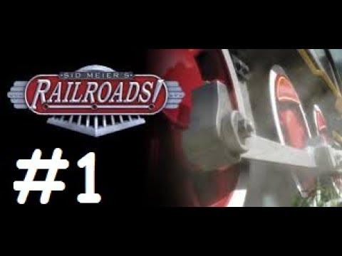 My childhood game | Sid Meier's Railroads #1 |