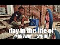 Day In The Life of @Oneway__Syhir X  @Oneway_Corey #ONEWAYTHETAKEOVER