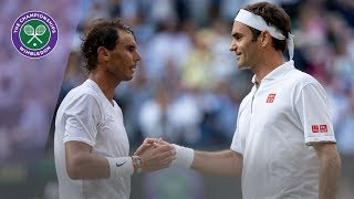 Story of the Match: Roger Federer vs Rafael Nadal | Wimbledon 2019