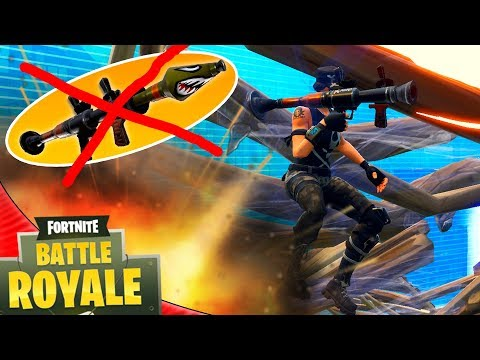 DUMME ROCKET LAUNCHER! - Dansk Fortnite