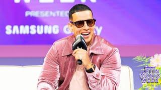 Daddy Yankee Reflects On His Career & The Impact Of 'Gasolina'   Billboard Latin Music Week
